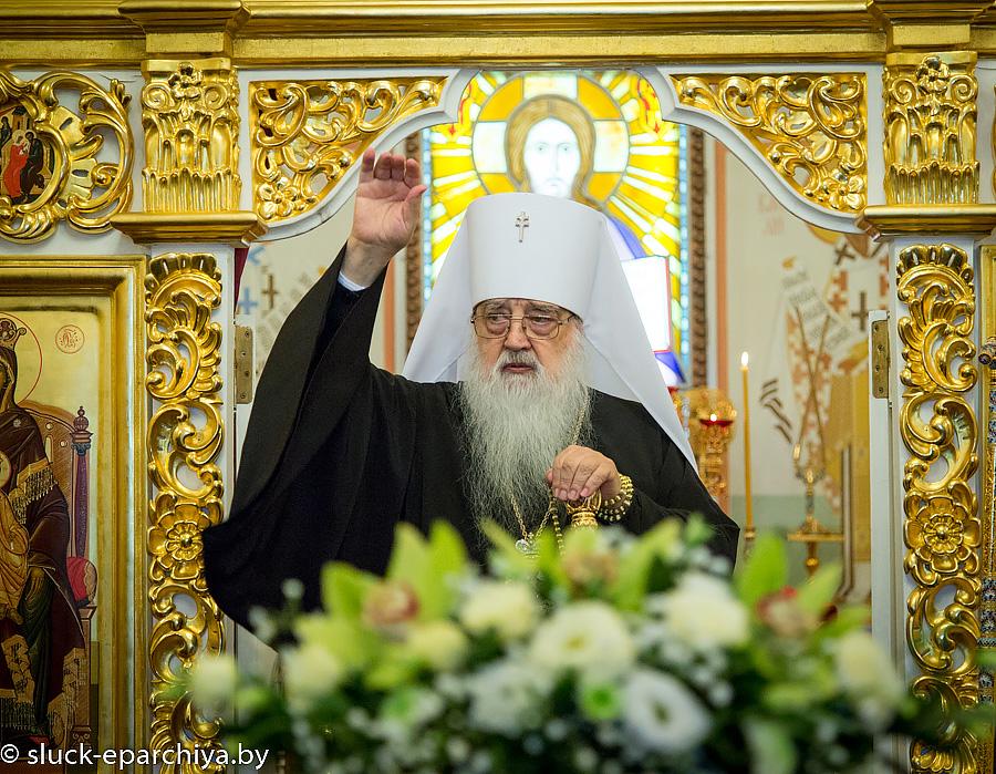День тезоименитства митрополита Филарета (фотоотчет)