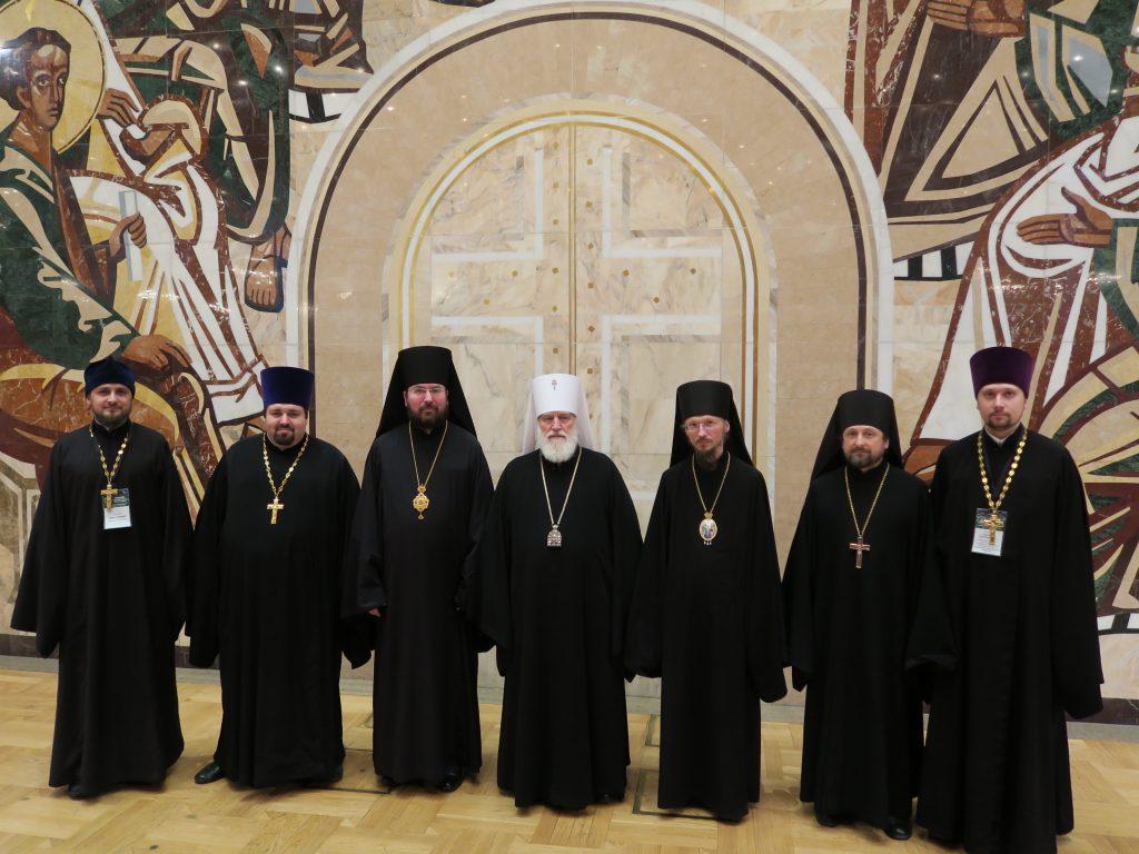 Пленум Межсоборного Присутствия Русской Православной Церкви