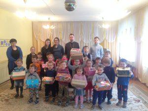 Благотворительная акция ко Дню Православной молодежи