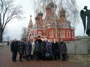 Паломническая поездка в г. Борисов и д. Барань